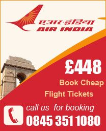 Air India,Direct Flights To India