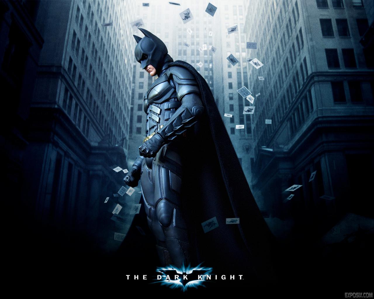 Batman The Dark Knight Wallpaper Joker