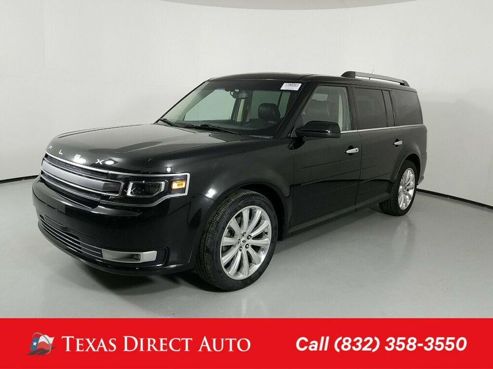 For Sale 2015 Ford Flex Limited Texas Direct Auto 2015 Limited