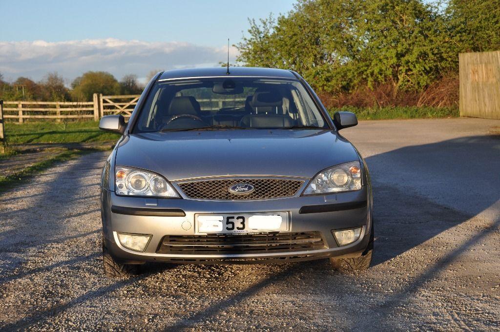 Ford Mondeo 2004 53 Ghia X For Sale United Kingdom Gumtree