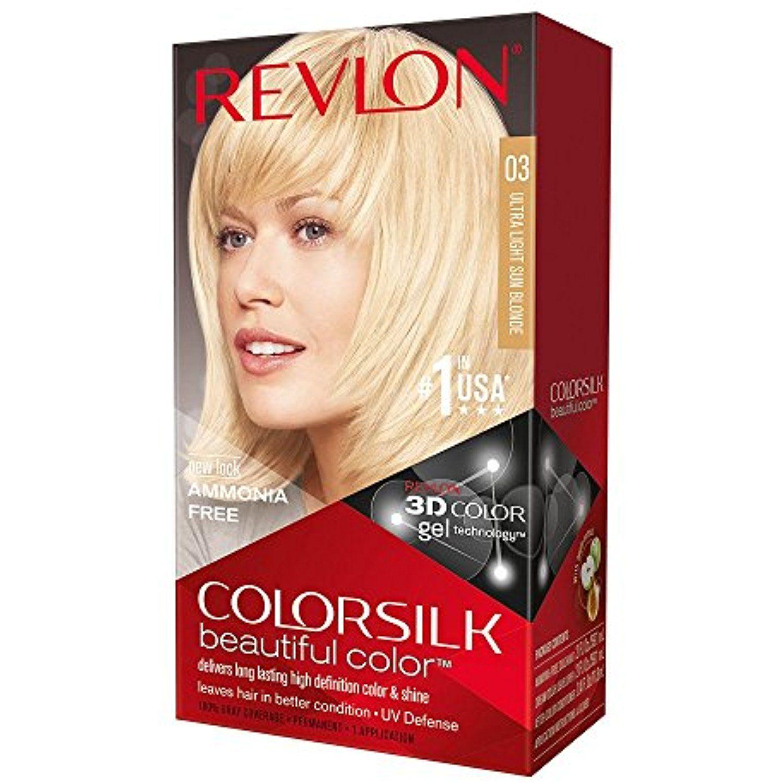 Revlon Colorsilk Hair Color 03 Ultra