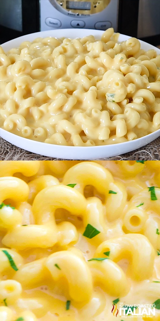 Slow Cooker Creamy Mac and Cheese images
