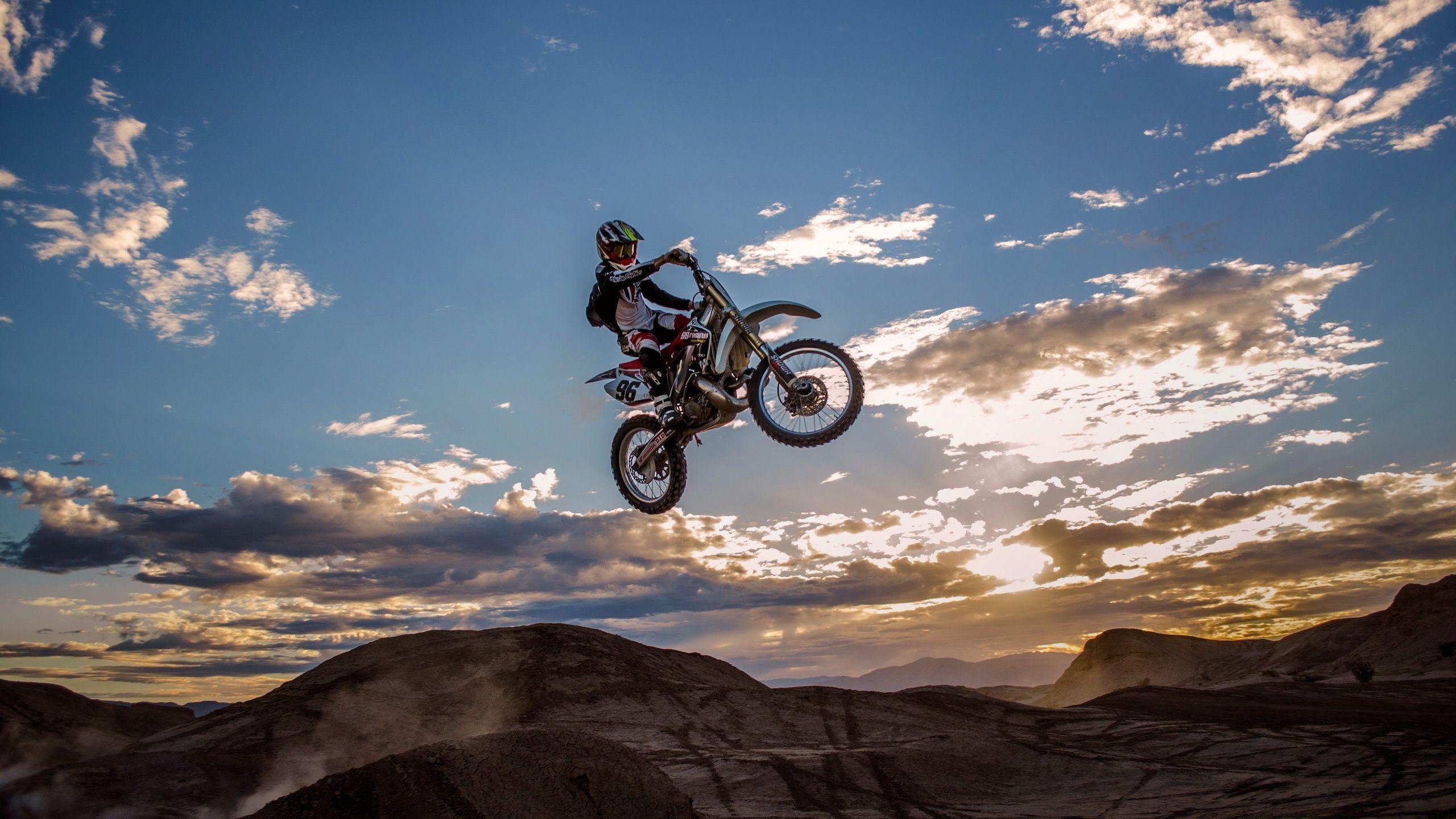 Motocross Girl Wallpaper Hd