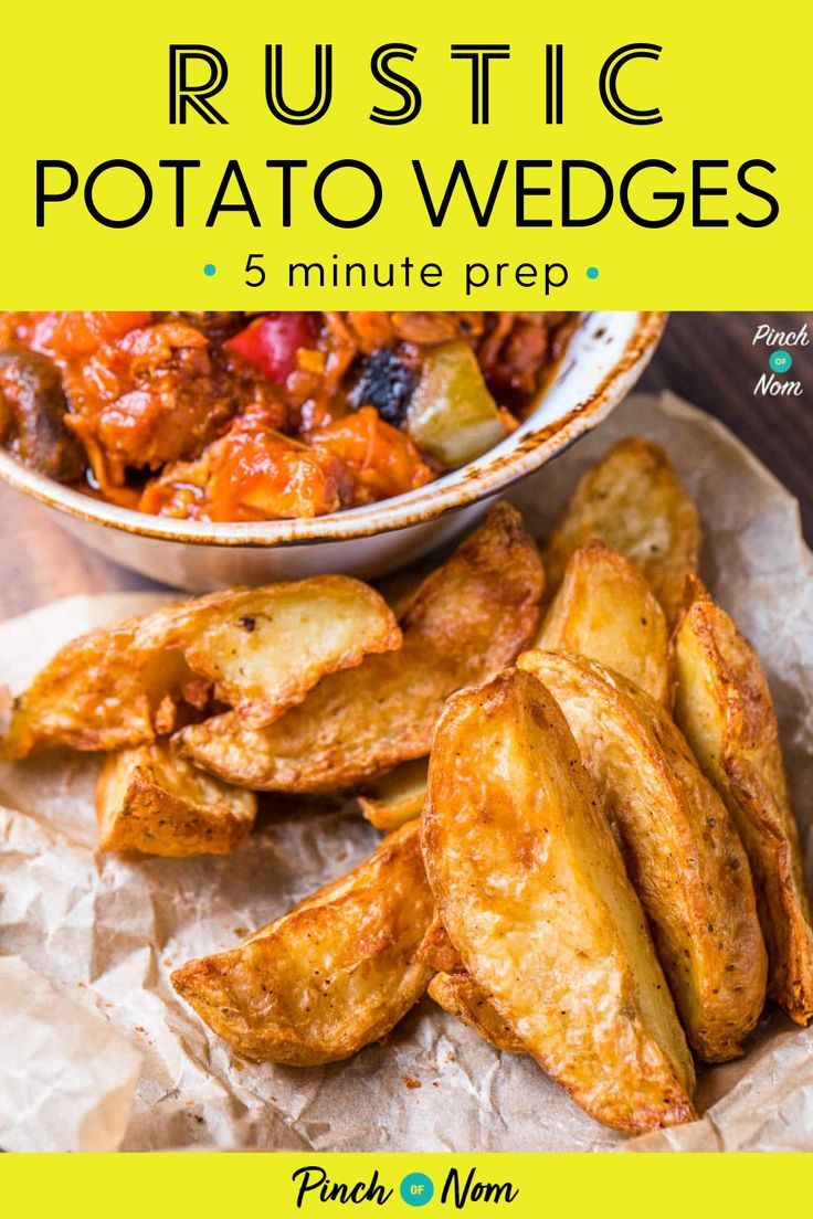 how many calories are in potato wedges