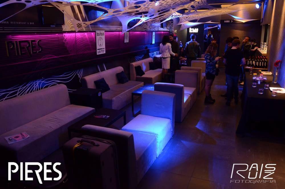 Pieres Restaurant & Bar / Installations Martin Magdalena / Arte Extensible