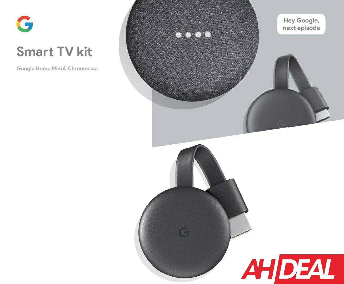 3rd Gen Google Chromecast 25 Google Smart Tv Kit 45 Walmart Cyber Monday 2018 Deals Smart Tv Chromecast Google Chromecast