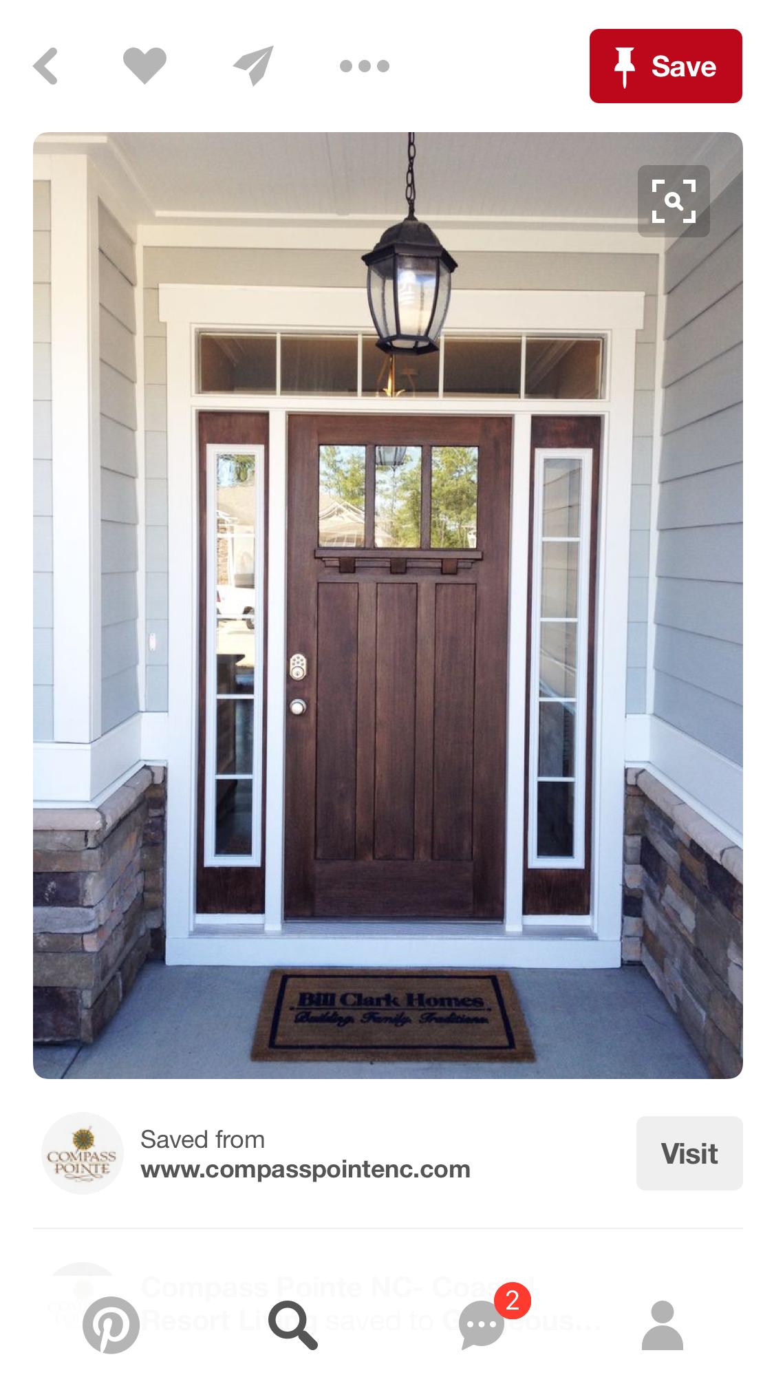 Pin By Megan Klug On Home Remodeling Pinterest Front Doors