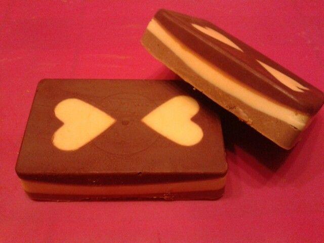 Sapone cioccolato...