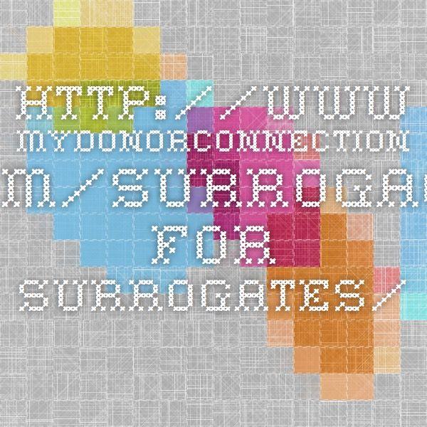 http://www.mydonorconnection.com/surrogacy-for-surrogates/