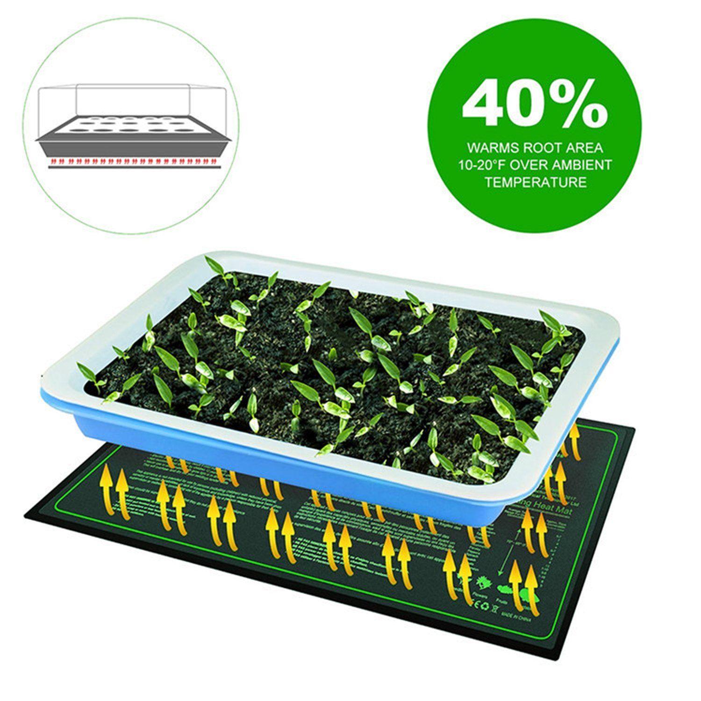 Heat Mat Kwik Grow 1 Tray Aquaponics Heat Mat Healthy Plants