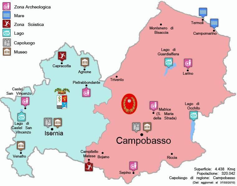 Cartina Del Molise Geografica.21 Idee Su Molise Italy Italia Paesaggi Viaggi