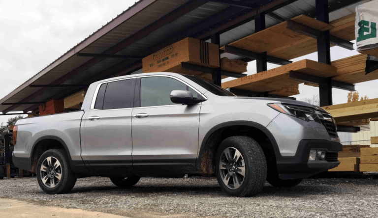 2020 Honda Ridgeline Spy Shots Leak Release Date Price We