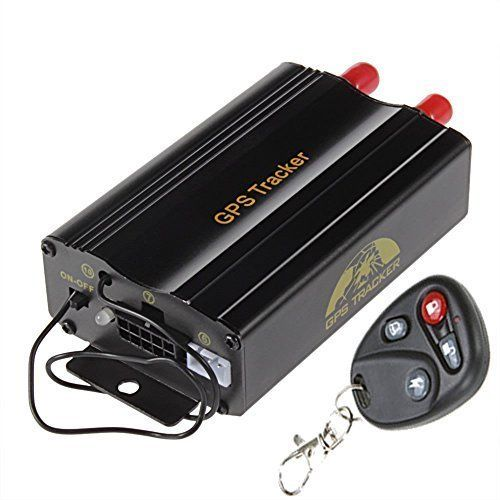 Anysun Vehicle Car GPS Tracker Tk103b with Remote Control