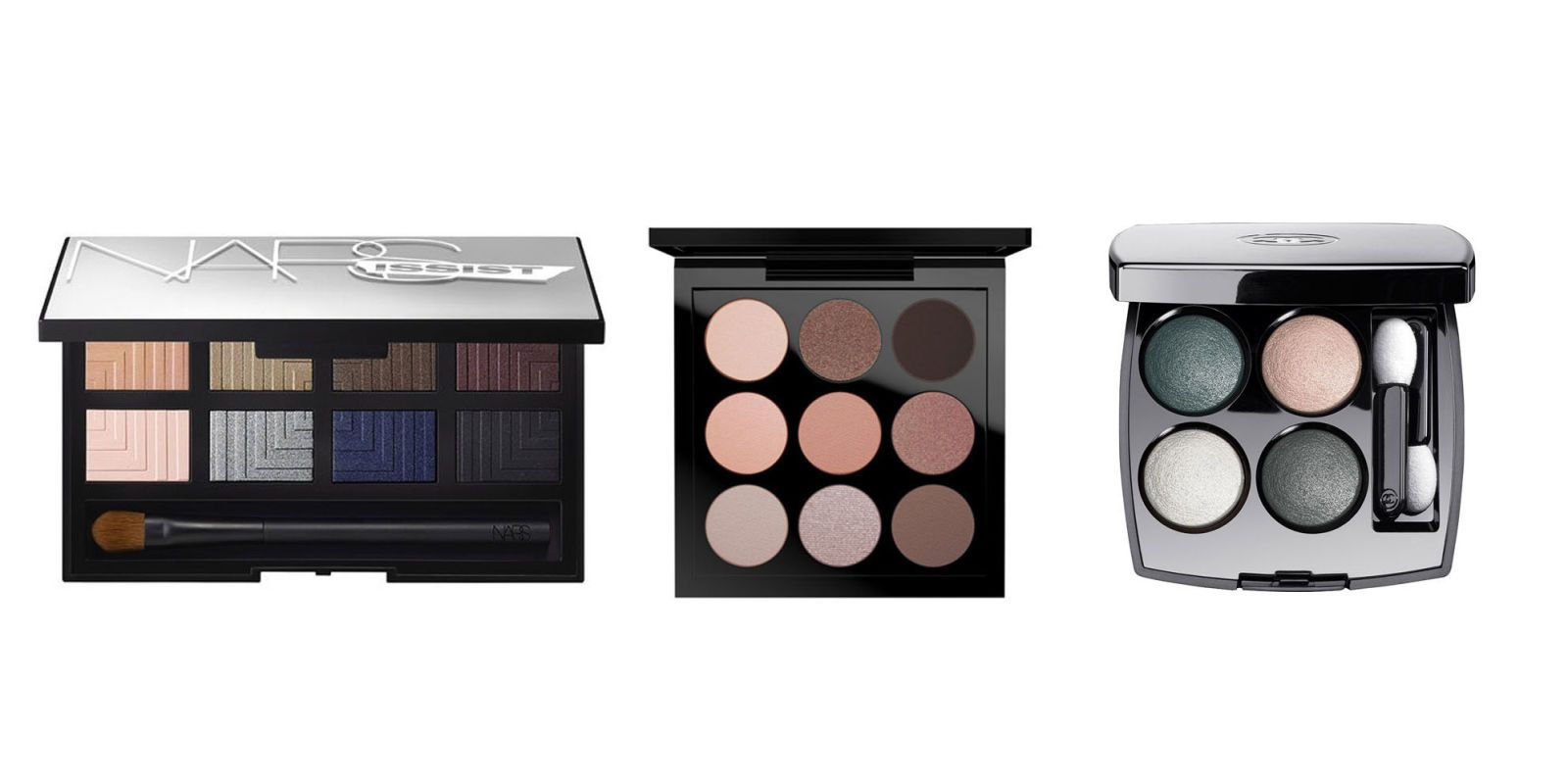 Give your beauty routine a revamp with any of these autumn-inspired eyeshadow palettes.
