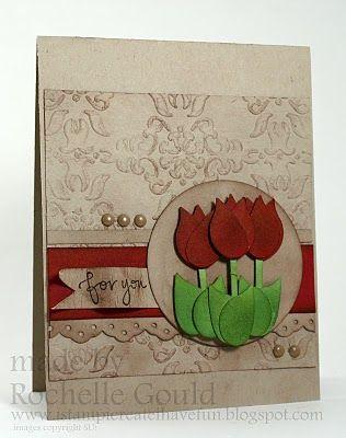 Tulips - Bird punch, wing?