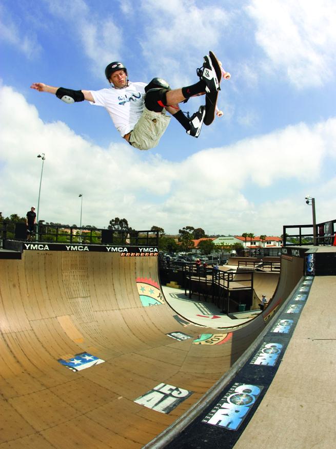 Tony Hawk Air Skate