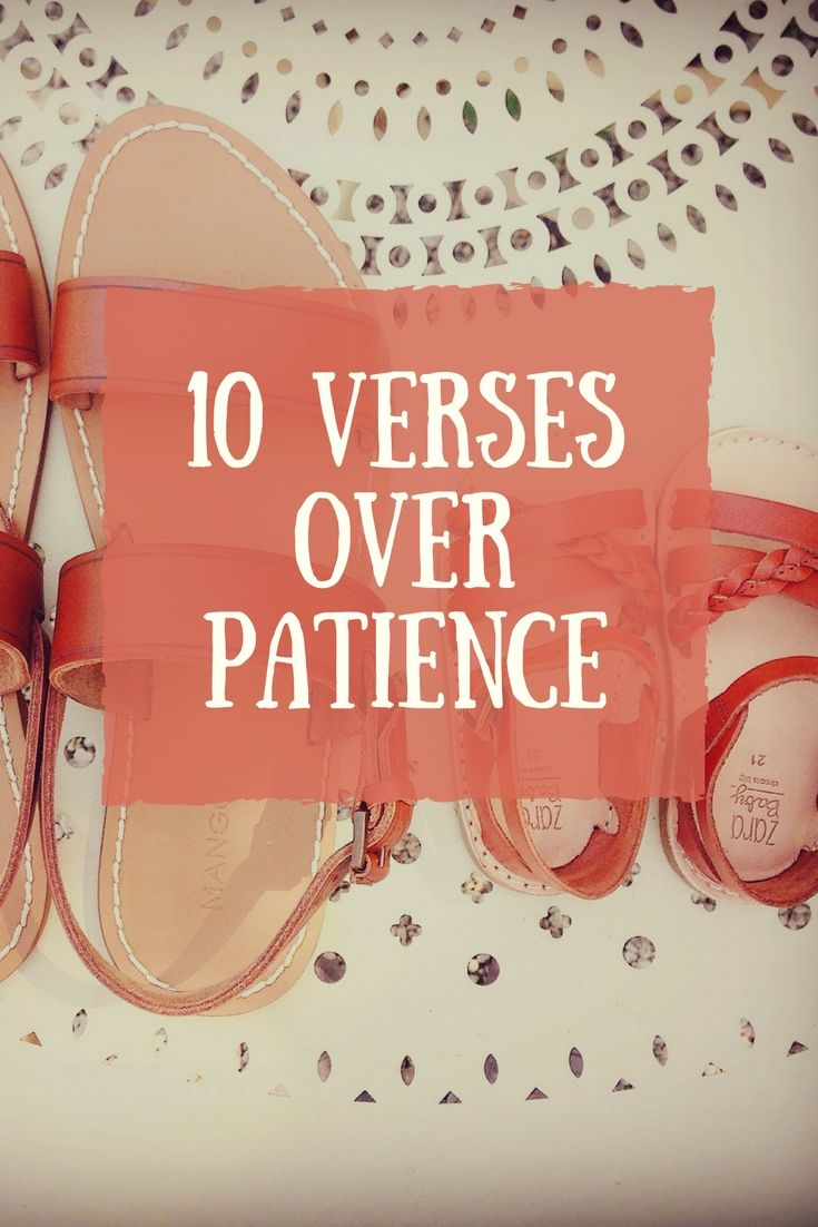 Learn To Memorize The Scriptures Over Patience Free Pdf Download To