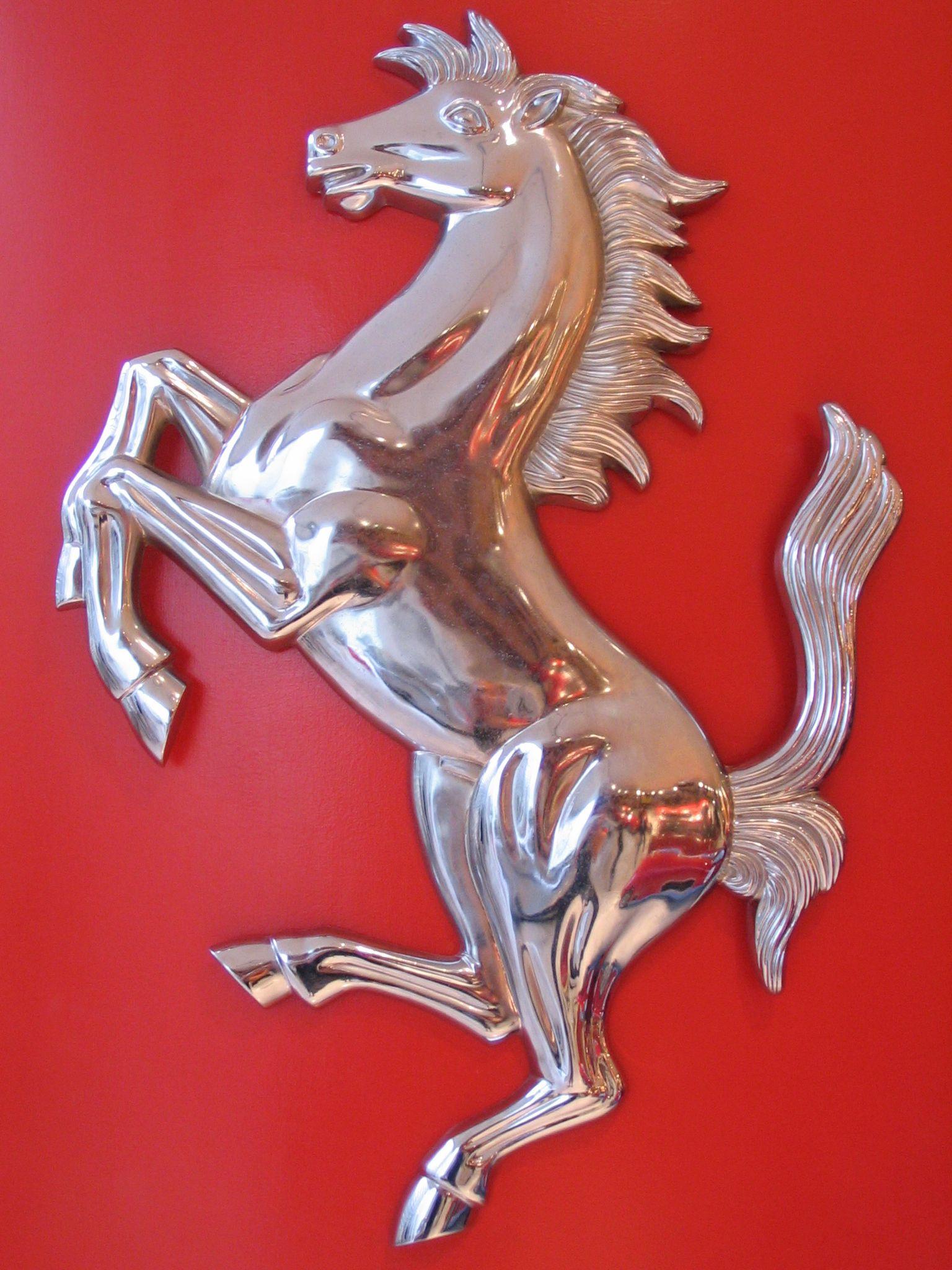 Ferrari フェラーリ ロゴ フェラーリ エンブレム フェラーリ