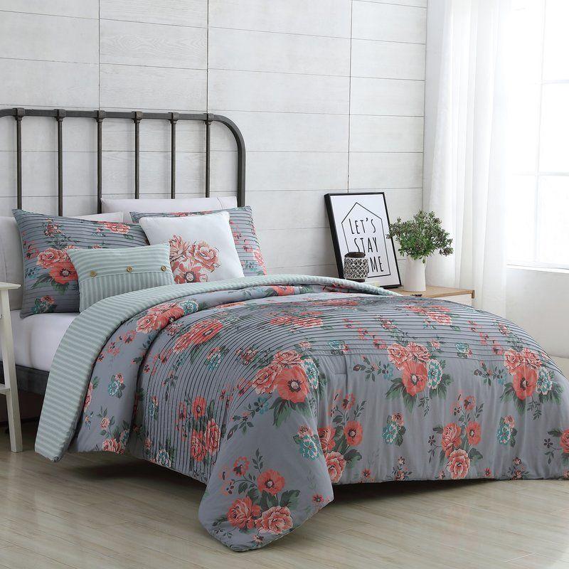 Bastian Reversible Comforter Set