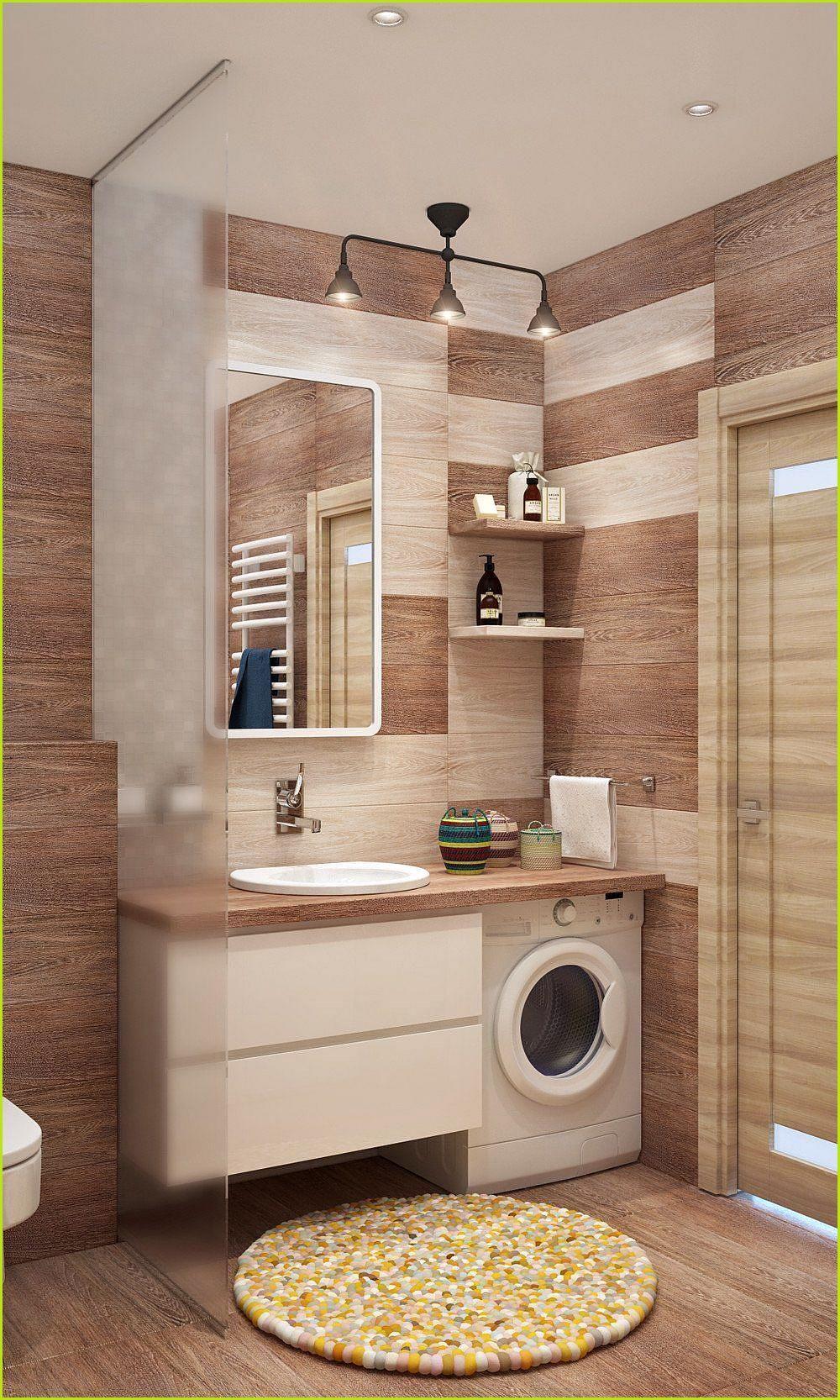 Jugendliches Modernes Haus Von 50 Quadratmetern 17 3d Plane File1421410022 Das Schonste Bild Fur K In 2020 Kleine Badezimmer Badezimmereinrichtung Badezimmer