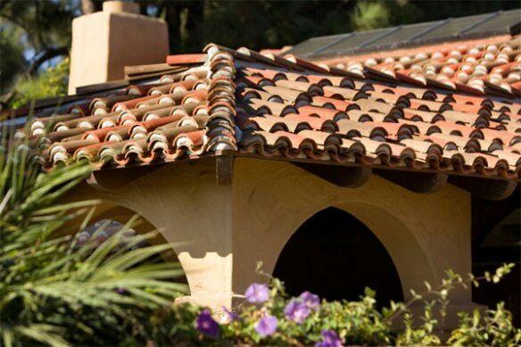 Clay Tile Roof Exteriormedics Homeimprovement Clay Roof Tiles Clay Roofs Roof Tiles