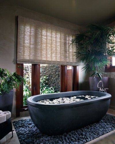 Photo of Hot Bathroom Trends: Freestanding Bathtubs Bring Home The Spa Retreat