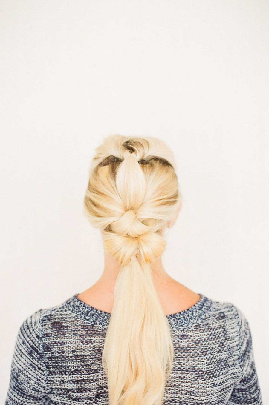 Take Your Ponytail from Blah to Beautiful with These 5 Easy Steps ...