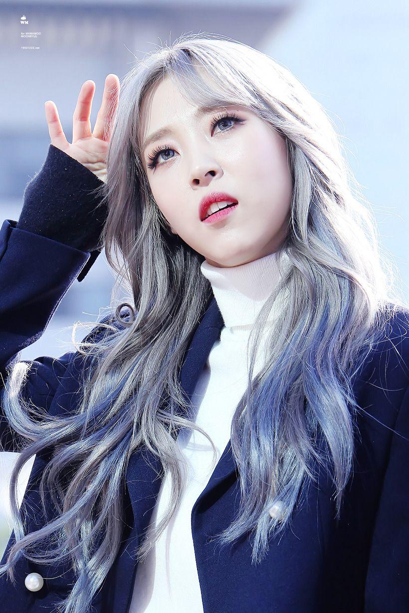 Kpop Hair Color Girl
