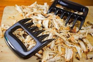 BBQ Meat Handler Barbecue Meat Claws Bear Paws Pulled Pork Shredder Claws New