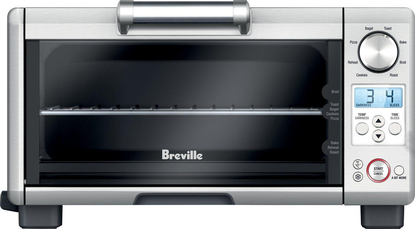 Breville The Mini Smart Oven Countertop Oven