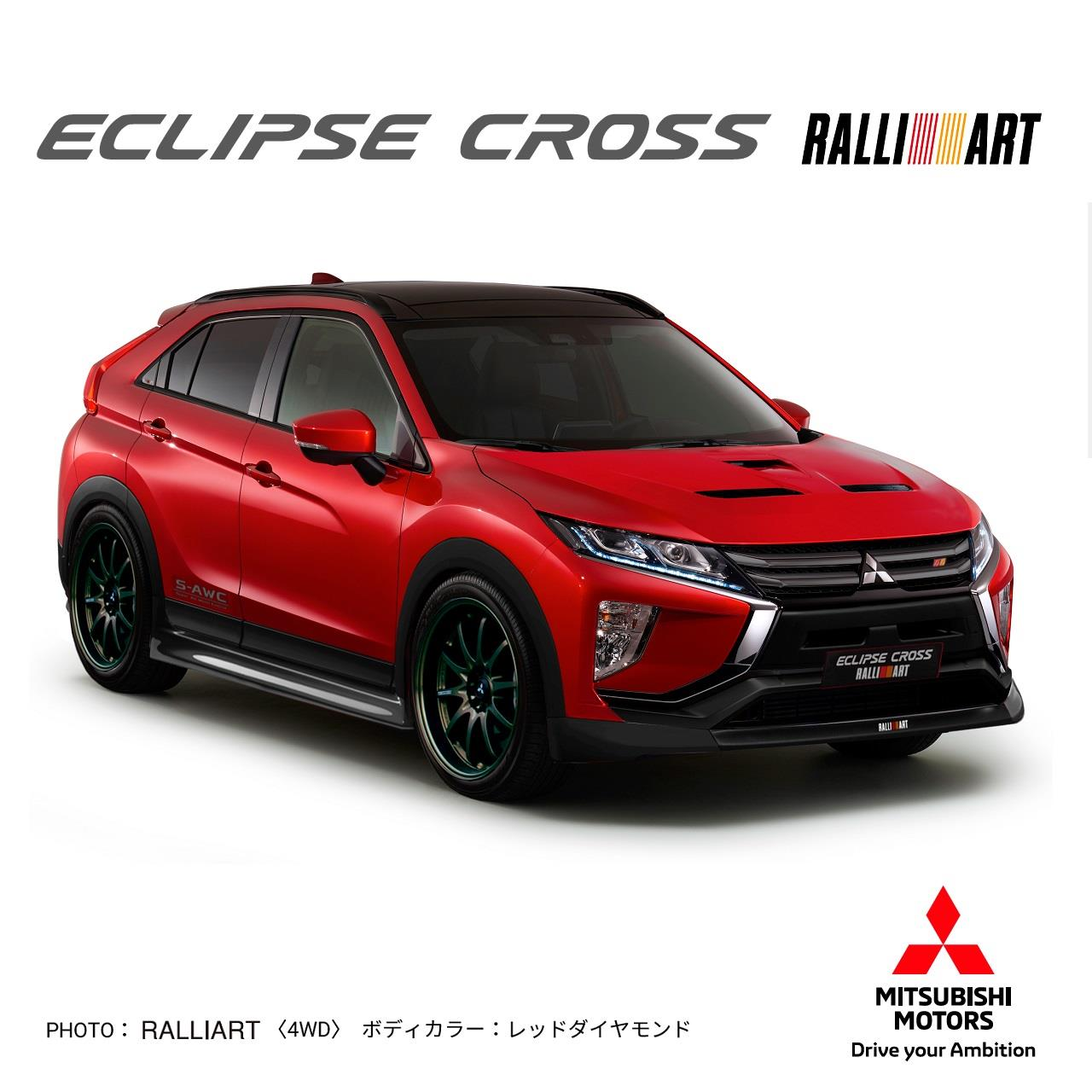 Eclipse Cross Ralliart Google Search