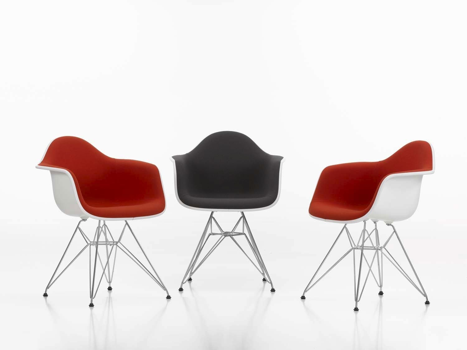 Charles & Ray Eames - Molded Plastic Armchair - 1948 | Chairs and ...