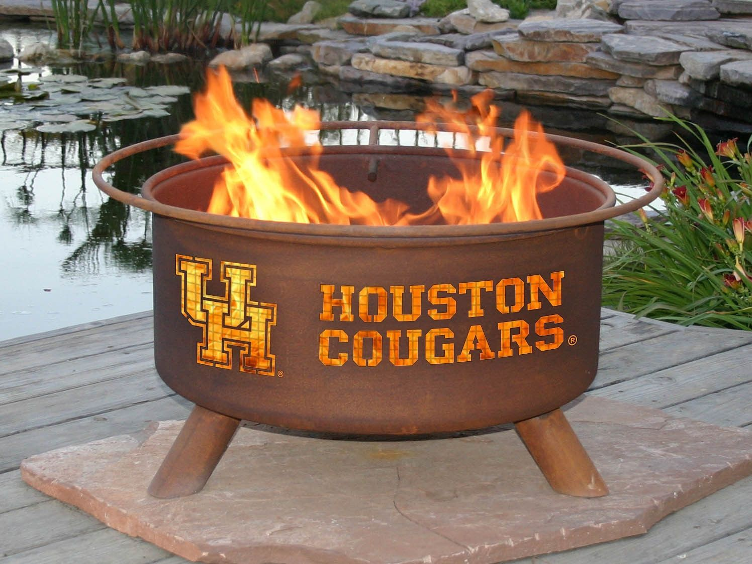 Fire pits always seem to instantly become the center of a great get  together. The - Fire Pits Always Seem To Instantly Become The Center Of A Great Get