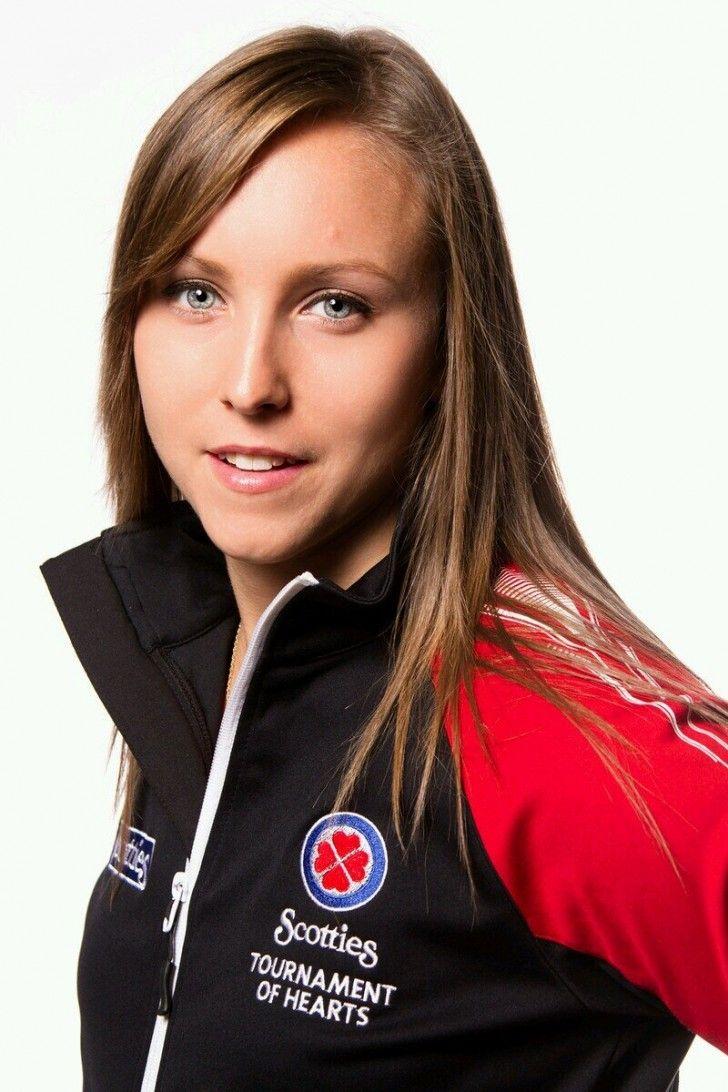 Rachel Homan, Canada - curling