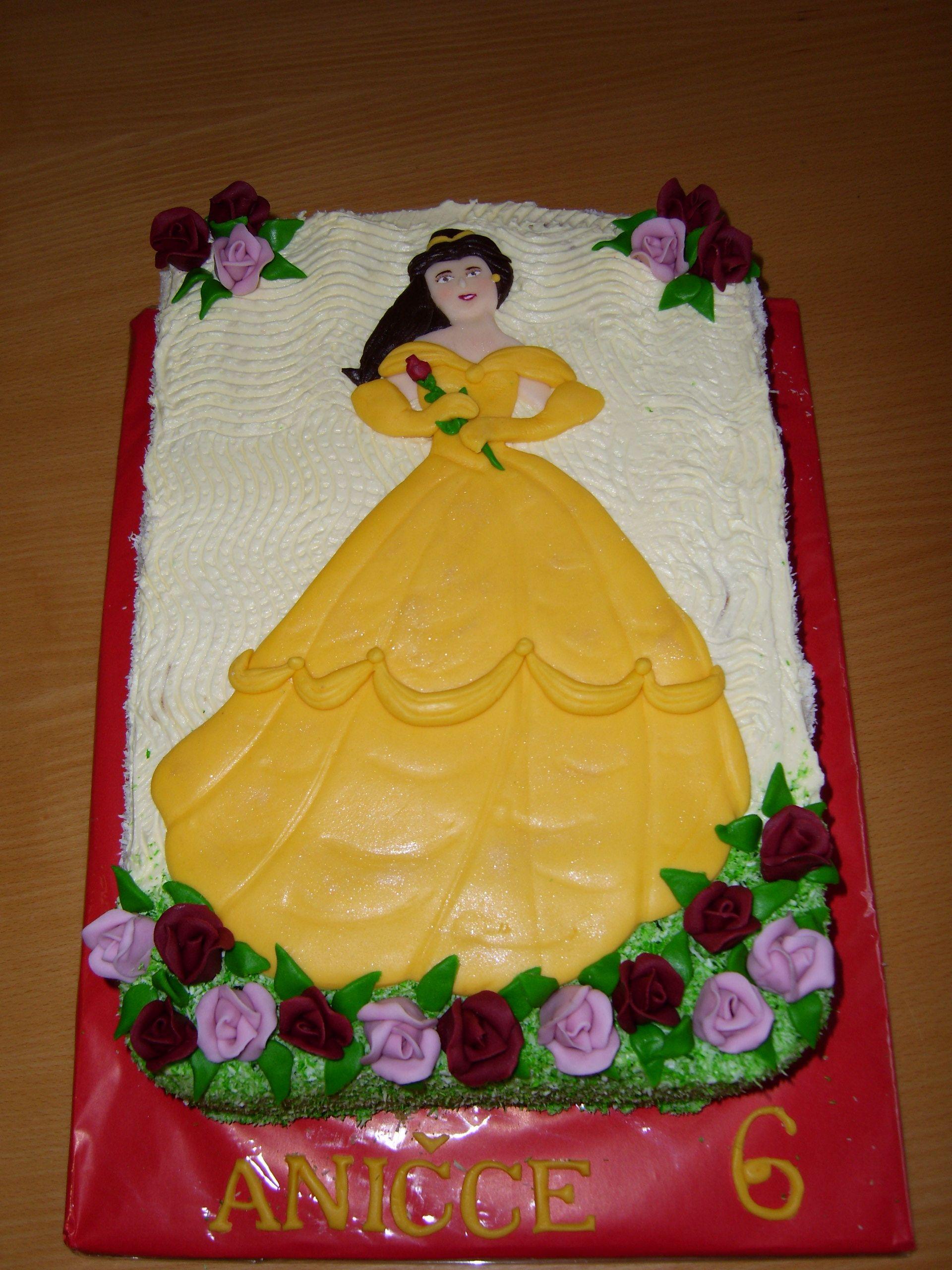 cake princess dort princezna
