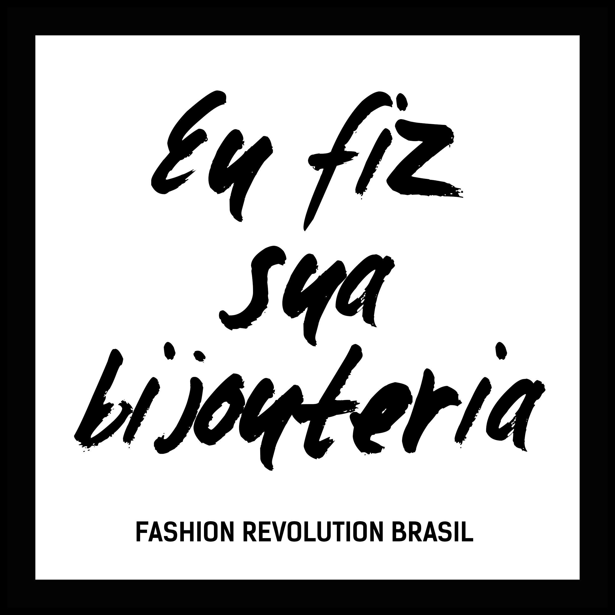 Fashionrevolution Quemfezminhasroupas Whomademyclothes Fashionrevolutionbrasil Sustainablefashion Sustentabi Moda Sustentavel Moda Etica Design De Moda