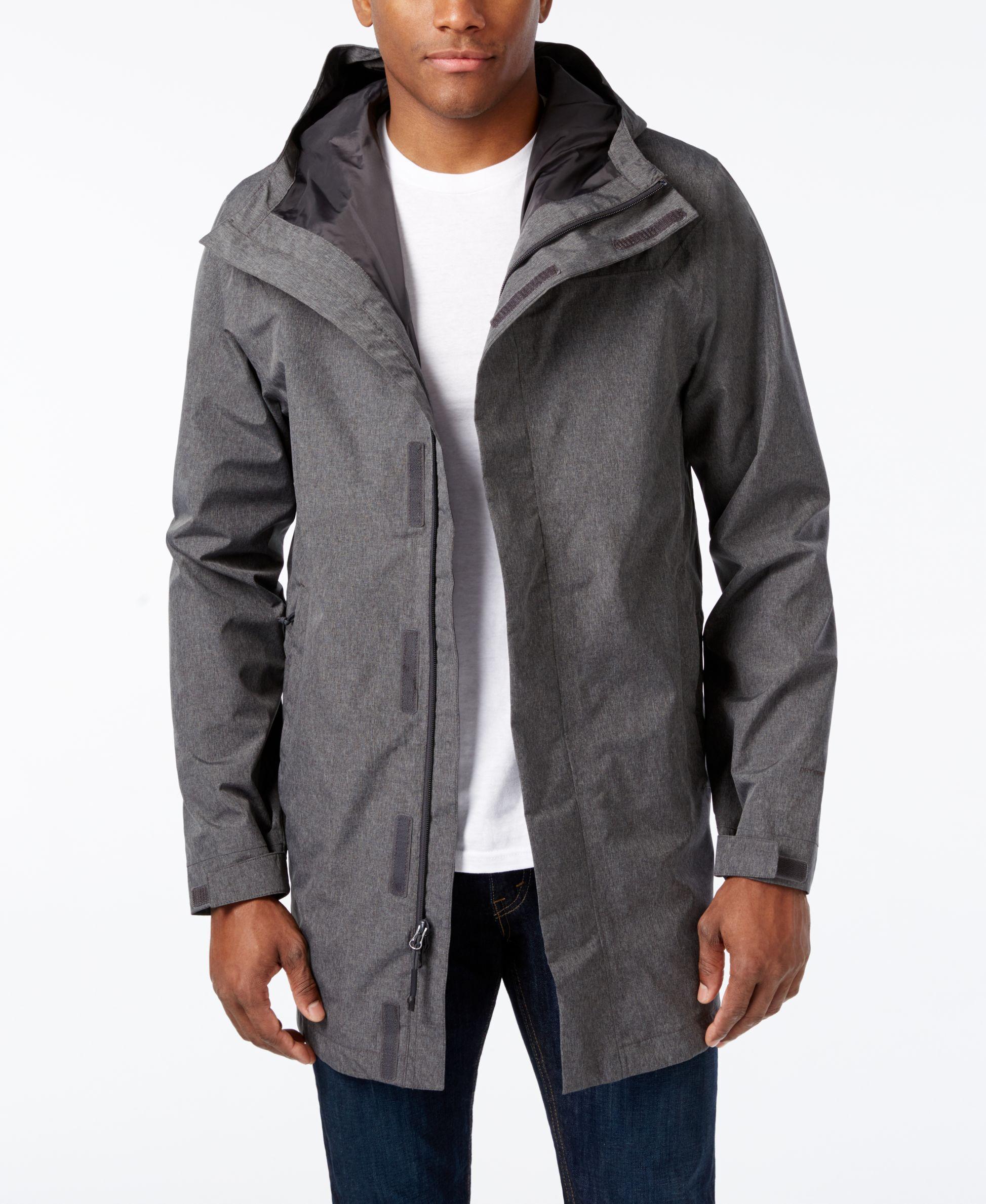 65c01139e The North Face Men's El Misti Trench Coat | Fashion