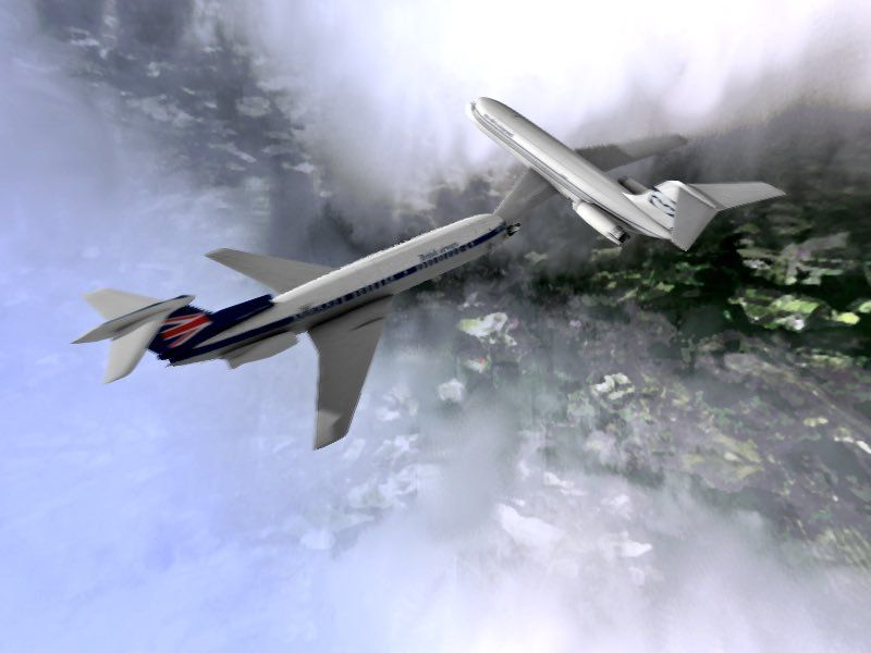 Mid Air Collision British Airways Flight 476 Inex Adria Aviopromet Flight 550 1976 Collided Near Zagreb Croati Crash Vintage Aircraft Aviation Accidents