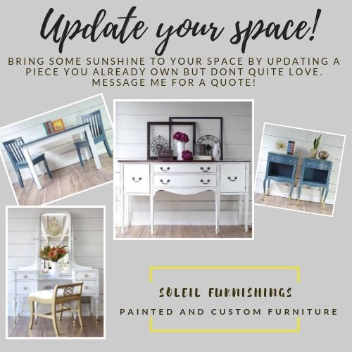 Do You Have A Piece Of Furniture In Your Home (or In Your