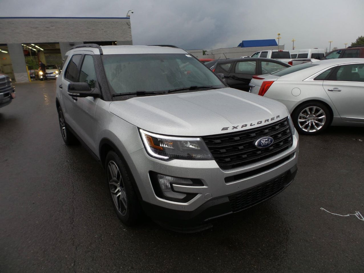 Used 2016 Ford Explorer in Memphis, Tennessee CarMax