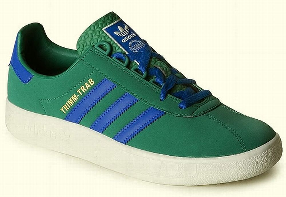 b96eed8580f ADIDAS TRIMM TRAB OG Green-Blue-White munchen forest hills retro sneakers  new #adidas #AthleticSneakers