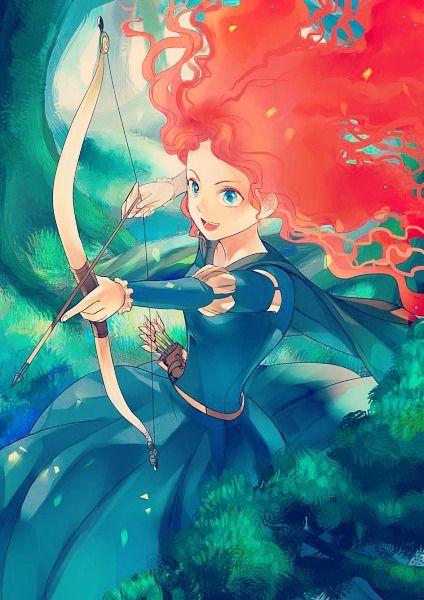 Brave. by Paula-nyan on DeviantArt