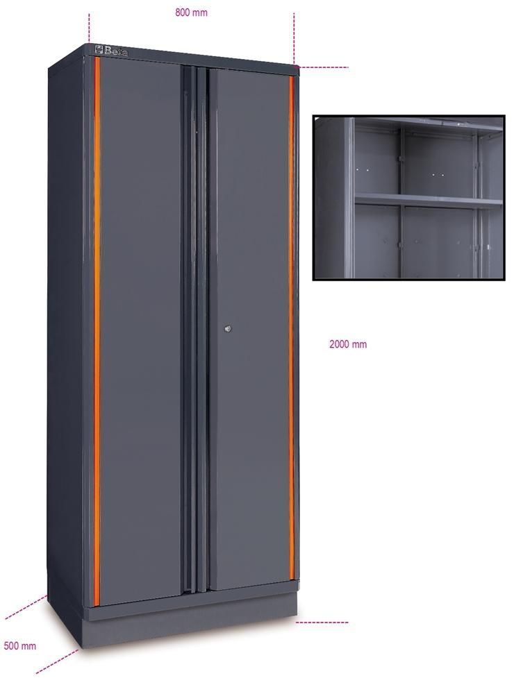 Wonderful Two Door Storage Cabinet Concept