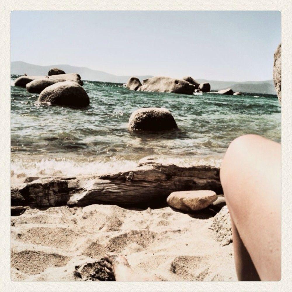 Wife on a nude beach-7347