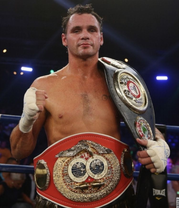 Daniel Geale, Australia WBA Super World Middleweight Champion 2012 ...