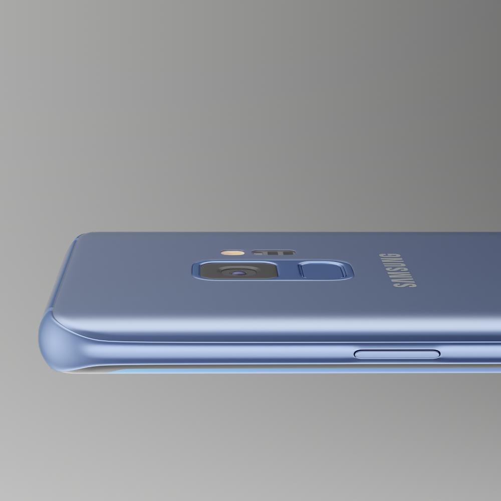Samsung Galaxy S9 Colour Coral Blue Samsung Galaxy Samsung Galaxy S9 Galaxy