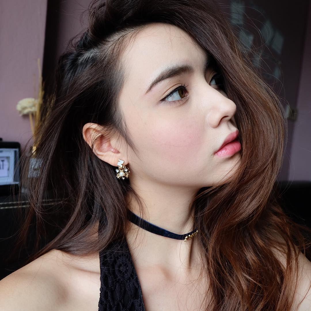 narinnarinrak Western makeup inspired Pinterest Ps