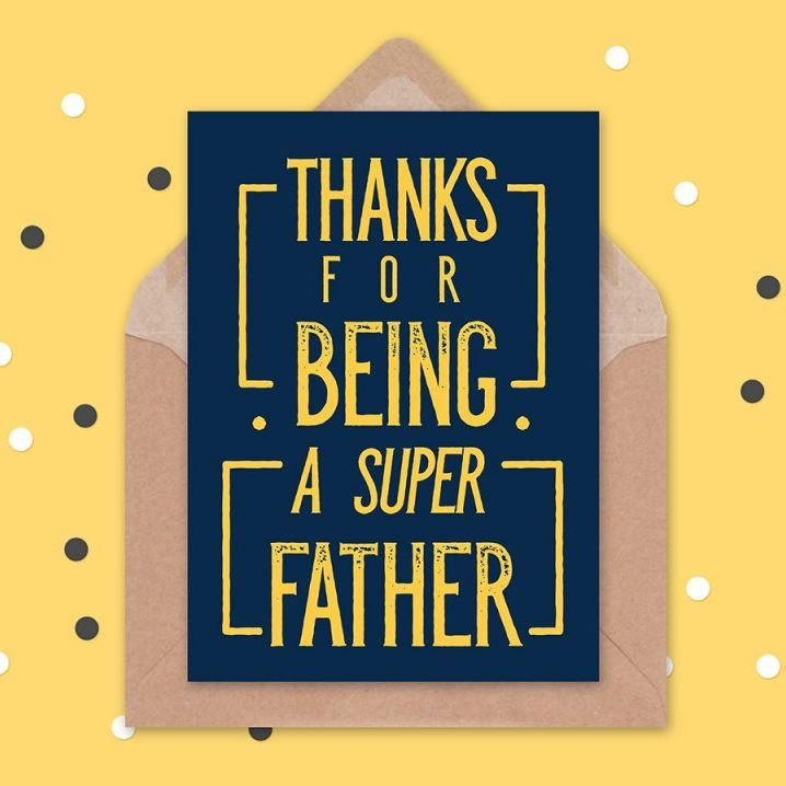 Super Dad Cards Pinterest Dad Birthday Cards Cellophane Wrap