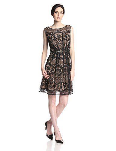 Adrianna Papell Women's Romantic Lace A-Line Dress, http://www.amazon.com/dp/B00I942CBY/ref=cm_sw_r_pi_awdm_sfIpub1ZXWZWY