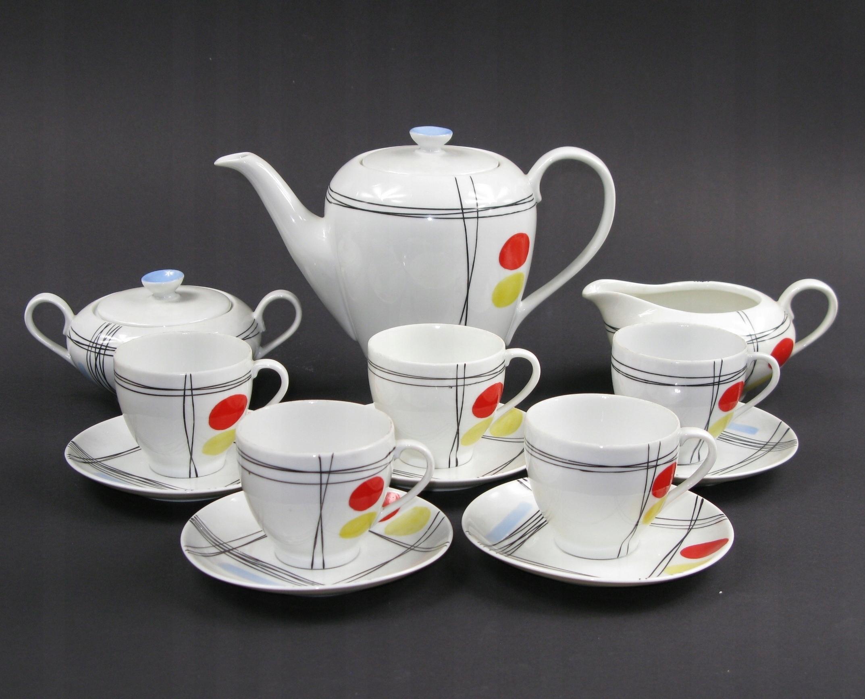 Serwis Do Kawy Julita Ruszczynski Wawel N Cmielow 7592857897 Oficjalne Archiwum Allegro Bowl Set Sugar Bowl Set Tableware